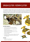 Rotary Cutters-Brushcutter- Brochure